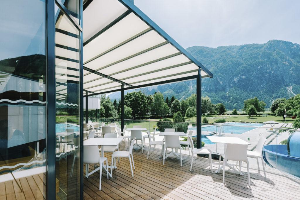 Sonnenschutz Magdeburg Glasdächer mit Markisen